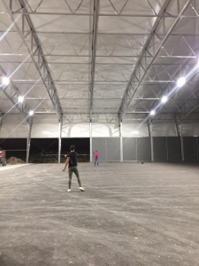 iluminacion led tenis