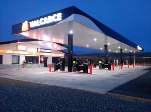 led gasolineras disiled