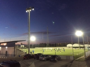 focos led fútbol floodlights iluminacion led